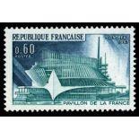 Francobolli francesi N ° 1519 Nuevo non linguellato