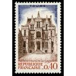 French stamps N° 1525 Mint NH