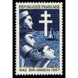 Französisch Briefmarken N ° 1532 Postfrisch