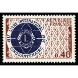 Französisch Briefmarken N ° 1534 Postfrisch