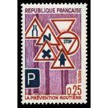 Französisch Briefmarken N ° 1548 Postfrisch