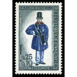 French stamps N° 1549 Mint NH