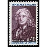 Timbre France N° 1558 neuf sans charnière