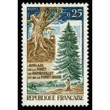 Francobolli francesi N ° 1561 Nuevo non linguellato