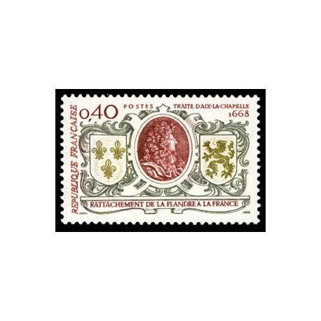 Timbre France N° 1563 neuf sans charnière