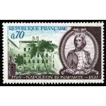 Timbre France N° 1610 neuf sans charnière