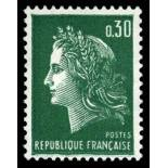 French stamps N° 1611 Mint NH