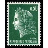 Timbre France N° 1611 neuf sans charnière