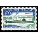 Timbre France N° 1615 neuf sans charnière