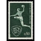 Französisch Briefmarken N ° 1629 Postfrisch