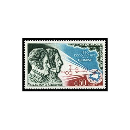 Frankreich: Nr. 1633-9 ohne Scharnier.
