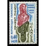 Französisch Briefmarken N ° 1636 Postfrisch