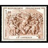 Timbre France N° 1641 neuf sans charnière