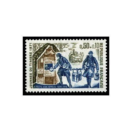 Timbre France N° 1671 neuf sans charnière