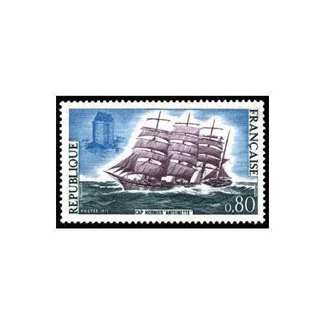 Timbre France N° 1674 neuf sans charnière