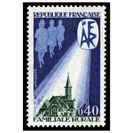 France : N° 1682 - Neuf sans charnière **