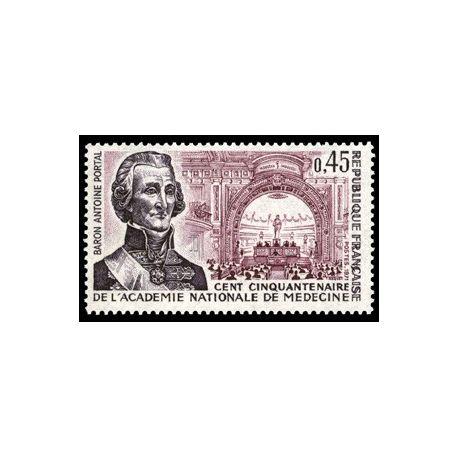 Timbre France N° 1699 neuf sans charnière