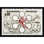 Französisch Briefmarken N ° 1705 Postfrisch