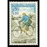 Timbre France N° 1710 neuf sans charnière