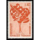 Französisch Briefmarken N ° 1716 Postfrisch
