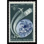 Timbre France N° 1721 neuf sans charnière
