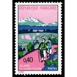 Francobolli francesi N ° 1723 Nuevo non linguellato