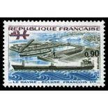 Sellos franceses N ° 1772 nuevos sin charnela