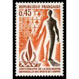 Timbre France N° 1781 neuf sans charnière