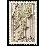 Timbre France N° 1782 neuf sans charnière