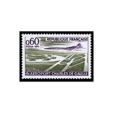 Timbre France N° 1787 neuf sans charnière