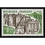 Francobolli francesi N ° 1793 Nuevo non linguellato
