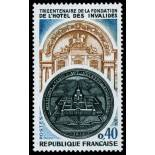 Timbre France N° 1801 neuf sans charnière
