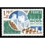 French stamps N° 1855 Mint NH