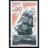 Timbre France N° 1862 neuf sans charnière