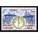 Timbre France N° 1874 neuf sans charnière