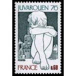Timbre France N° 1876 neuf sans charnière