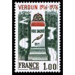 Timbre France N° 1883 neuf sans charnière