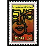 Timbre France N° 1884 neuf sans charnière