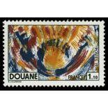 Francobolli francesi N ° 1912 Nuevo non linguellato