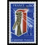 Timbre France N° 1926 neuf sans charnière