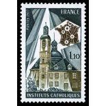 Timbre France N° 1933 neuf sans charnière