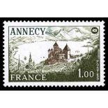 Francobolli francesi N ° 1935 Nuevo non linguellato
