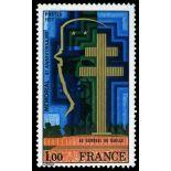 Timbre France N° 1941 neuf sans charnière