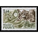 Francobolli francesi N ° 1952 Nuevo non linguellato