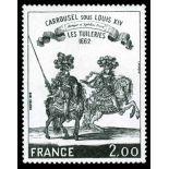 Francobolli francesi N ° 1983 Nuevo non linguellato