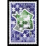 Timbre France N° 1995 neuf sans charnière