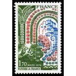 Timbre France N° 2006 neuf sans charnière