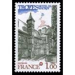 Francobolli francesi N ° 2011 Nuevo non linguellato