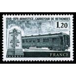 Französisch Briefmarken N ° 2022 Postfrisch