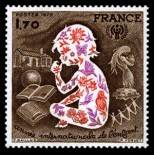 Timbre France N° 2028 neuf sans charnière